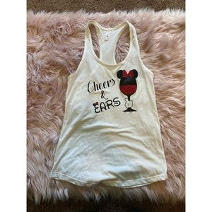 Cheers and Ears Tank Top!